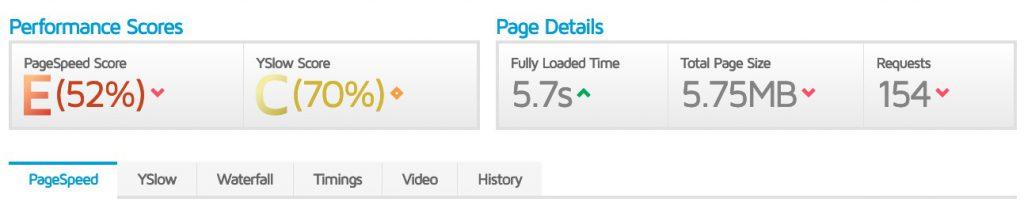 以 gtmetrix 為例,調整網站速度 13