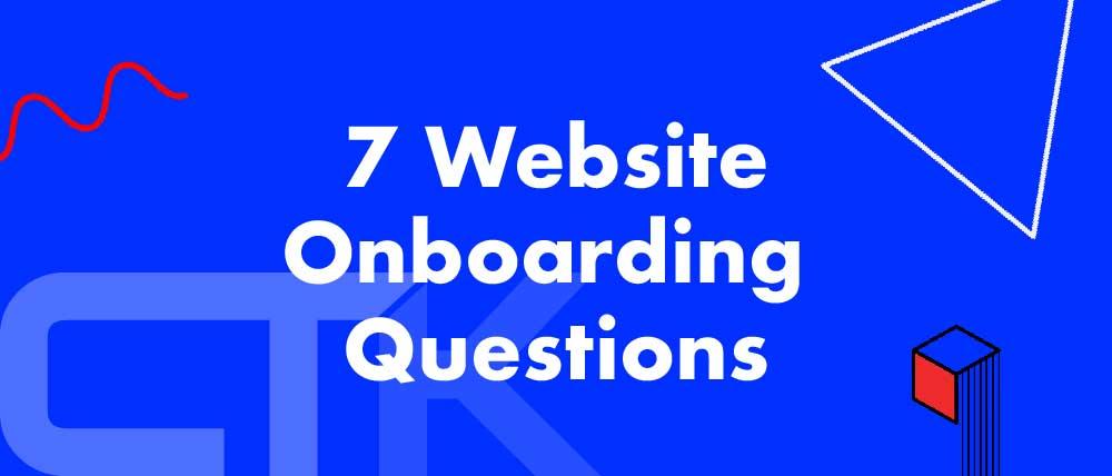7 個建置網頁前需要準備的資訊 10